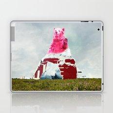 Bear Salute Laptop & iPad Skin