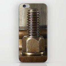 Screw yoo iPhone & iPod Skin
