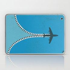 Unzip the sky Laptop & iPad Skin