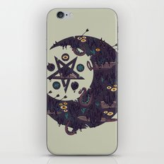 The Dark Moon Compels You to Fuck Shit Up iPhone & iPod Skin
