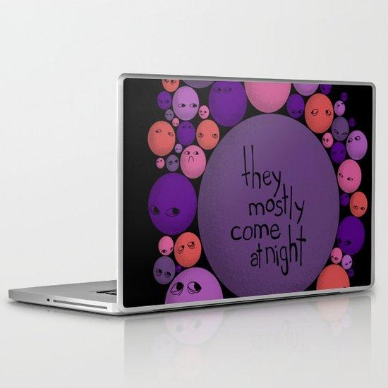 Mostly Laptop & iPad Skin