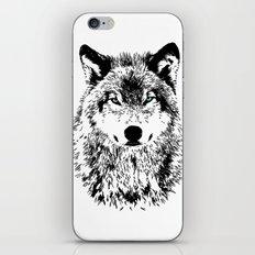 Wolf Eyes iPhone & iPod Skin