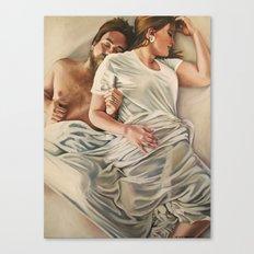 Origin of Love #4 Canvas Print