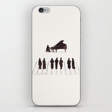 A Great Composition iPhone & iPod Skin