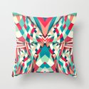 Piece by Peace Throw Pillow