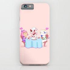 Animal Crossing :: Cake time iPhone 6 Slim Case