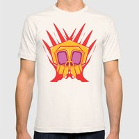 Vampire Voodoo Mens Fitted Tee Natural SMALL