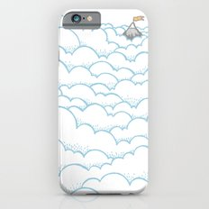 Peak above the clouds Slim Case iPhone 6s
