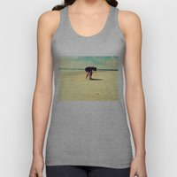 The Artist At Work Unisex Tank Top
