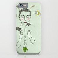 iPhone & iPod Case featuring kış (winter) by Amylin Loglisci