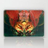 The shaman in both tigers Laptop & iPad Skin
