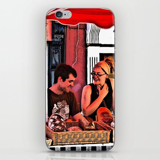 Romeo & Juliet iPhone & iPod Skin