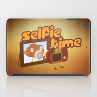 Selfie Time iPad Case