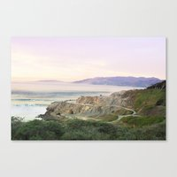 Pacific 2 Canvas Print