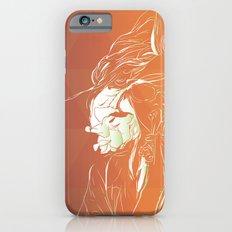 Frambuesas iPhone 6 Slim Case