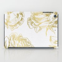 Roses Gold iPad Case