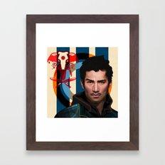 Far Cry 4 - Ajay Ghale Framed Art Print