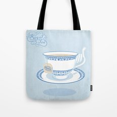 Royal Tea Tote Bag
