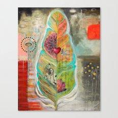 Celebrating She Canvas Print