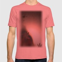 Man Mens Fitted Tee Pomegranate SMALL