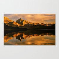 Day to Night Canvas Print