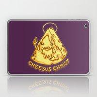 Cheesus Christ Laptop & iPad Skin