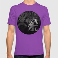 from a summer at the shore Mens Fitted Tee Ultraviolet SMALL