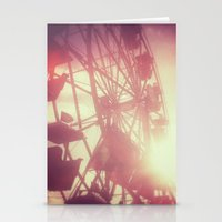 meet me at the fair Stationery Cards