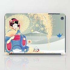 Turning Japanese iPad Case