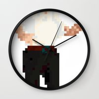 Bearded Chief Wall Clock