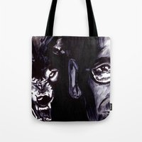 Treatise On The Steppenw… Tote Bag