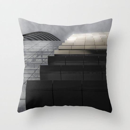 Builds 1 Throw Pillow