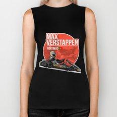 Max Verstappen - 2011 Portimao Biker Tank