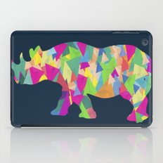Abstract Rhino iPad Case