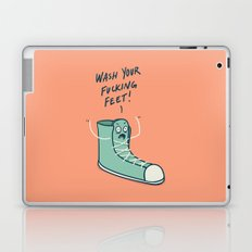 Soured Sole Laptop & iPad Skin