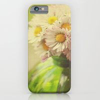Flowers in the Window iPhone 6 Slim Case