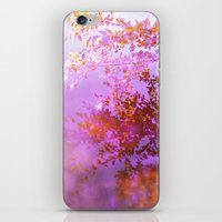 Plum Creek iPhone & iPod Skin