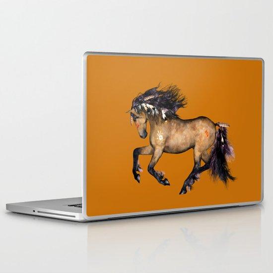 HORSE - Cherokee Laptop & iPad Skin