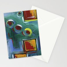 80's Funk Stationery Cards