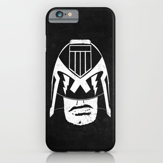 DREDD! iPhone & iPod Case