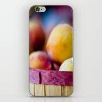 Oh, Peachy! iPhone & iPod Skin
