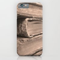 Stacks Of Stories  iPhone 6 Slim Case