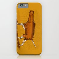 iPhone & iPod Case featuring Man's Best Friend by paddyroo