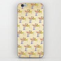 Industrial Clamp iPhone & iPod Skin