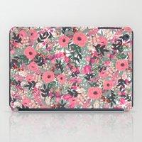 Flower jungle iPad Case