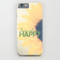 Sunshine Happy Slim Case iPhone 6s