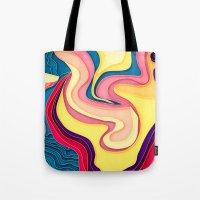 I Dream In Colors Tote Bag