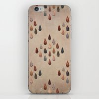 Arrowheads Diamond - Vintage Tones iPhone & iPod Skin