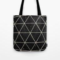 Geodesic Tote Bag