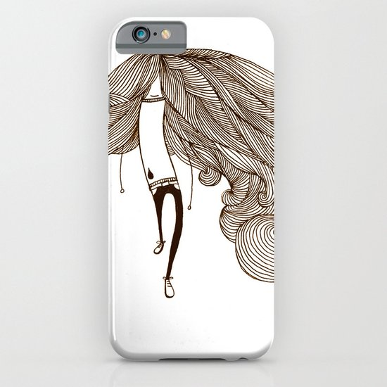 Big Hair Day iPhone & iPod Case